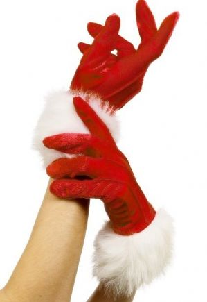 Miss Santa Gloves (29253)